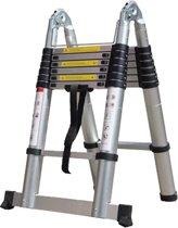 Trendtools – Telescopische Ladder – Werkhoogte 5,6m