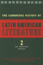 The The Cambridge History of Latin American Literature