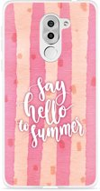 Honor 6X Hoesje Say Hello to Summer