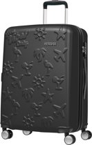 American Tourister Reiskoffer - Good Vibes Spinner 63/23 Tsa (Medium) Black