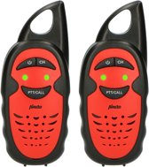 Alecto FR-05RD Voor kinderen | Eenvoudig in gebruik | Rood