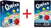 Qwixx set - Dobbelspel - met 2 extra scoreblocks