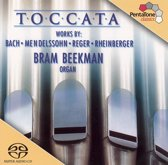 Toccata:200 Years -SACD- (Hybride/Stereo/5.1)