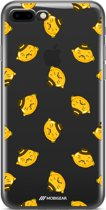 Mobigear Design TPU Hoesje Food Lemon iPhone 7 Plus / 8 Plus