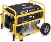 Powerplus POWX516 Generator - 5500 Watt - 389 cc cilinderinhoud