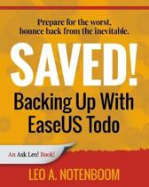 Saved! Backing Up With EaseUS Todo