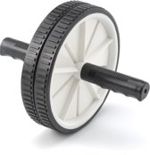 RS Sports Trainingswiel l Buikspiertrainer l Ab wheel l dubbele trainingswiel