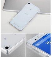 SHIELDZONE - siliconen hoesje voor Sony xperia Z1 - transparant