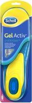 Gel active voetzolen vrouw dagelijks maat 38-42