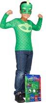 Gekko PJ Masks kostuum voor kinderen