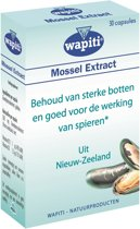 Wapiti Mossel Extract- 30 capsules - Voedingssupplement