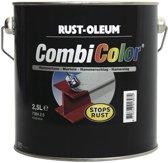 Combicolor Hamerslag - Lichtblauw 7321 Verpakking: 400 ml (spuitbus)