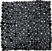 Wenko - Antislip Douchemat - 54x54cm - Zwart