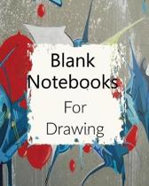 Blank Notebooks for Drawing