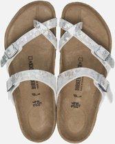 Birkenstock Mayari slippers zilver
