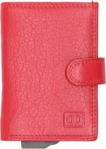 Double-D Jaipur Creditcardhouder - Rood