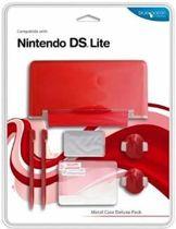 Metal Case Deluxe Pack Red Ndslite (Blue Ocean)