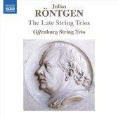 The Late String Trios (Nos 13-16)
