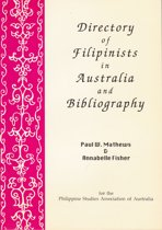 Directory of Filipinists in Australia and Bibliography