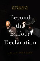 Beyond the Balfour Declaration
