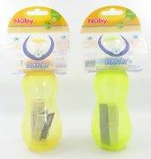 Nuby Starter Babyfles - vanaf 0 Maanden