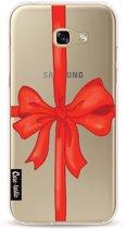 Casetastic Softcover Samsung Galaxy A5 (2017)  - Christmas Ribbon
