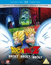 Dragon Ball Z - The Broly Trilogy (Blu-ray + DVD) (Import)