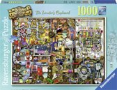 Ravensburger puzzel Colin Thompson The inventors cupboard - Legpuzzel - 1000 stukjes