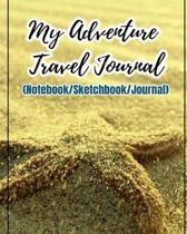 My Adventure Travel Journal
