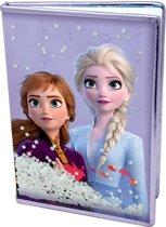 A5 Premium Frozen 2 Snow Sparkles