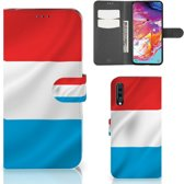Bookstyle Case Samsung Galaxy A70 Luxemburg