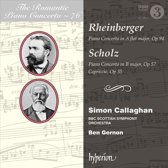 Romantic Piano Concerto, Vol. 76: Rheinberger, Scholz