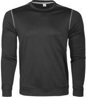 Printer Marathon Junior sweater Black 110-120