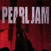 CD cover van Ten van Pearl Jam