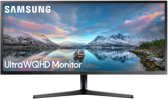 Samsung LS34J550WQU LED - UltraWide VA Monitor