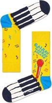 Happy Socks Sokken Bohemian Rhapsody Socks Queen Geel Maat:41-46