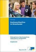 Kaufmann/Kauffrau im Einzelhandel
