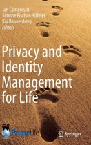 Privacy and Identity Management for Life