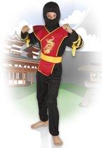 Kinderkostuum Ninja meester - 10-12 Jaar