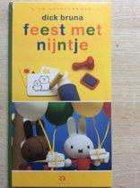 Feest met Nijntje -2 cd -  Dick Bruna - Luisterboek