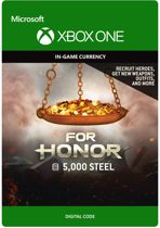 For Honor Currency pack 5000 Steel credits - Xbox One