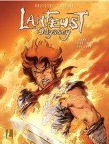 Lanfeust Odyssey 5 - Valstrik in het zand