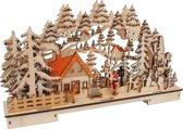 Small Foot Kerstdecoratie Boslandschap 45 X 8 X 25 Cm