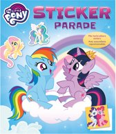 My little pony sticker parade