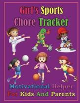 Girls Sports Chore Tracker