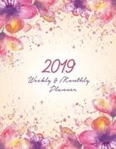2019 Weekly & Monthly Planner