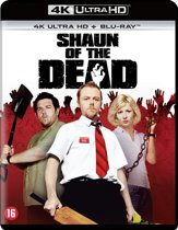 Shaun of the Dead - 4K Ultra HD