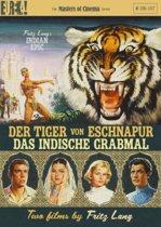 Der Tiger Von Eschnapur / Das Indische Grabmal (dvd)