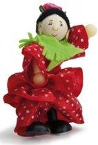 Le Toy Van Pop Spaanse Danseres Rosita