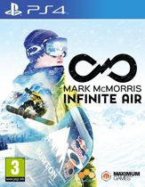 Mark McMorris Infinite Air /PS4